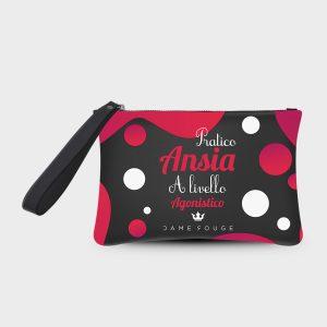 Pochette Smash Ansia Dame Rouge