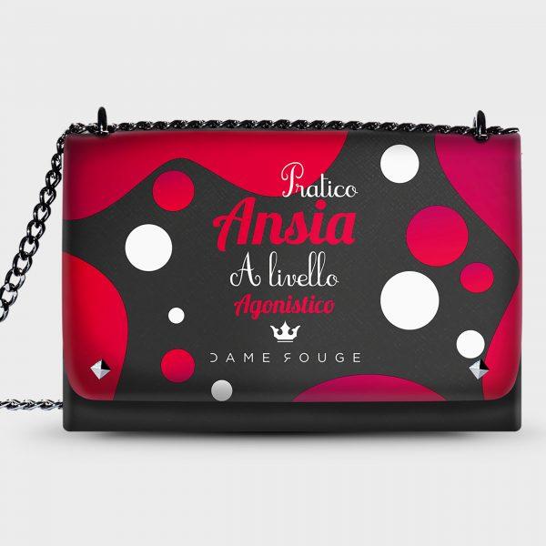 Lovely Bag Ansia Dame Rouge