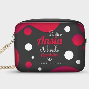 Borsetta Smart Ansia Dame Rouge