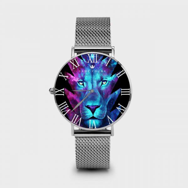 Metal Watch Leone Alfa Dame Rouge