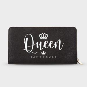 Portafoglio Dame Queen Dame Rouge