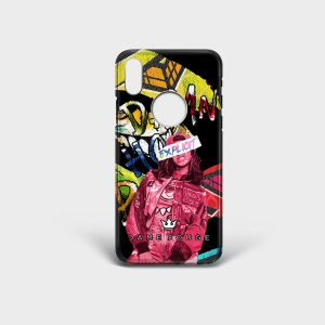 Cover I phone Explicit Dame Rouge