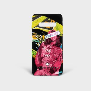 Cover Samsung Explicit Dame Rouge