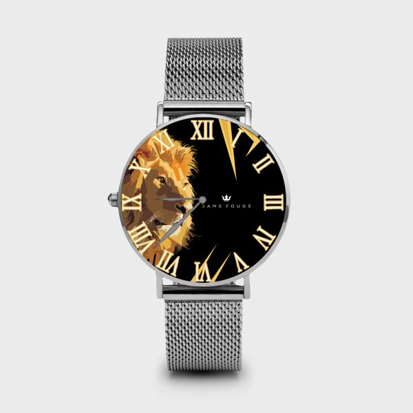 Metal Watch Leone Strong Dame Rouge