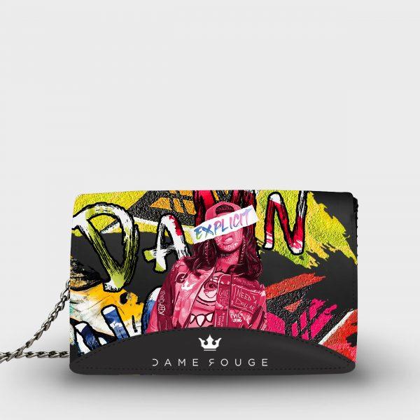 Moon Bag Explicit Dame Rouge