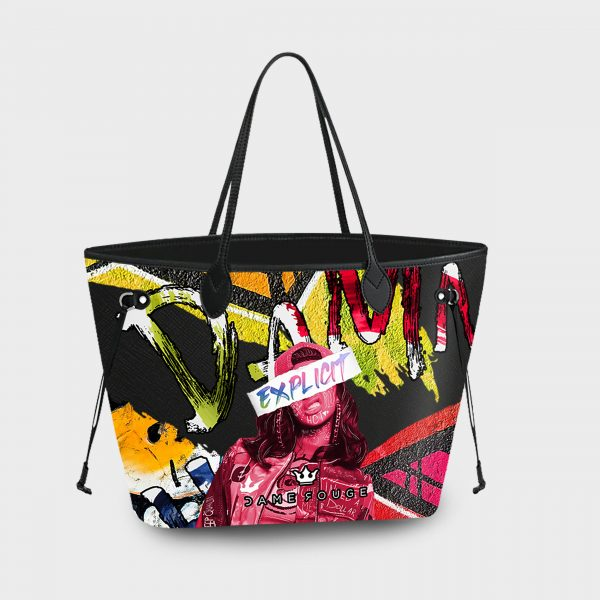 Princess bag Explicit Dame Rouge