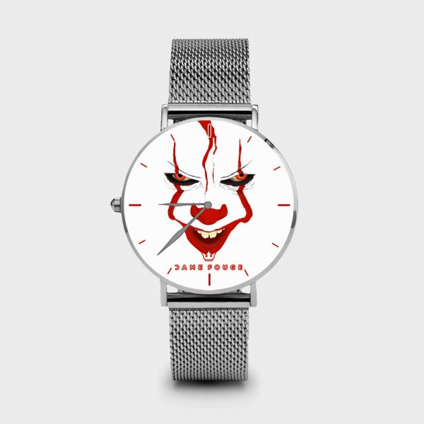 Metal Watch Penny Dame Rouge