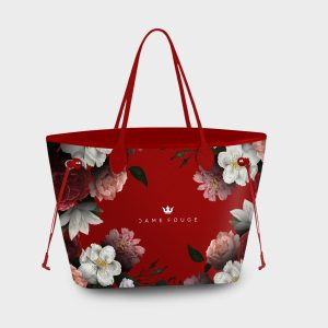 Princess Bag Blooming Dame Rouge