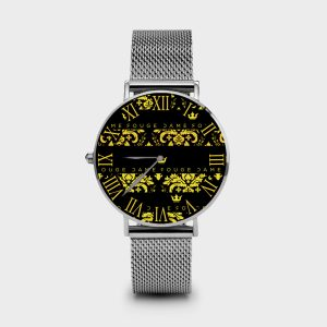 Metal Watch Dame Lux Dame Rouge