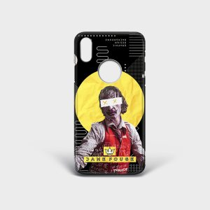 Cover I Phone The Craziest Dame Rouge