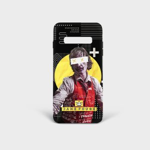 Cover Samsung The Craziest Dame Rouge