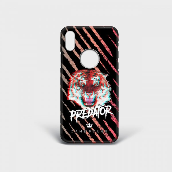 Cover IPhone Predator Dame Rouge