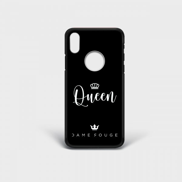 Cover I Phone Dame Queen Dame Rouge