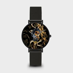 Orologio Golden Death Dame Rouge