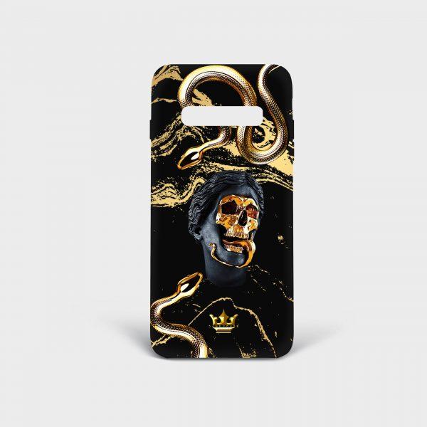 Cover Samsung Golden Death Dame Rouge