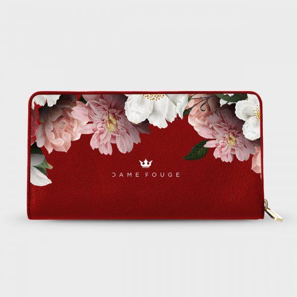Portafoglio Blooming Dame Rouge