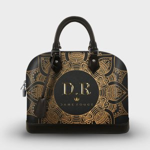 SOUL BAG GOLD DAME ROUGE