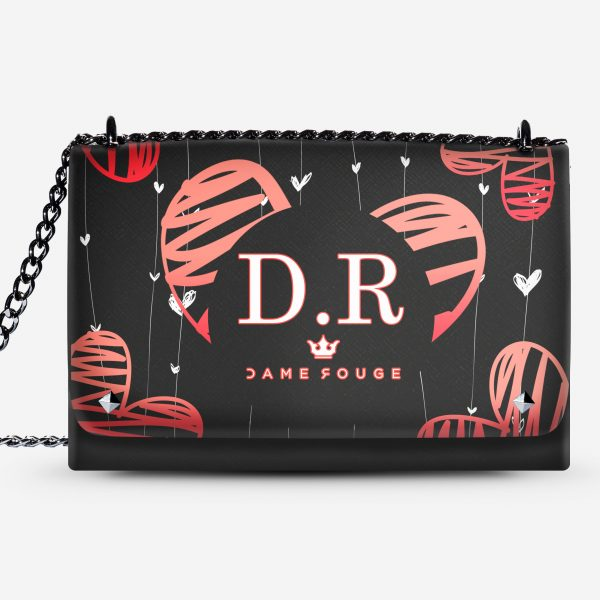LOVELY BAG LOVE OF MY LIFE DAME ROUGE