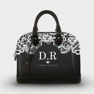 SOUL BAG LACE DAME ROUGE