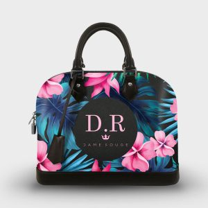 SOUL BAG TROPICAL DAME ROUGE