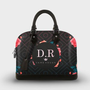 SOUL BAG SPRING LOVE DAME ROUGE