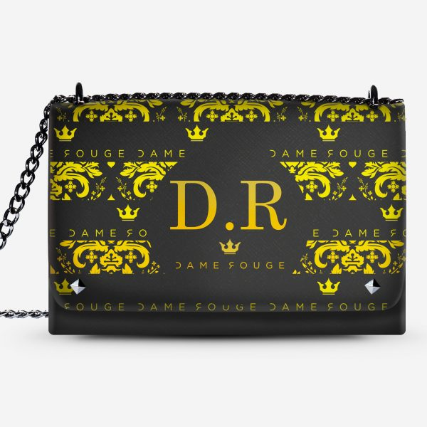 LOVELY BAG DAME LUX DAME ROUGE