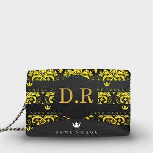 MOON BAG DAME LUX DAME ROUGE