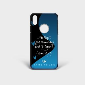 Cover Iphone That's Amore Dame Rouge