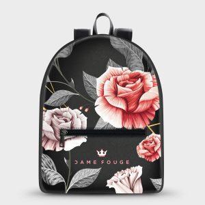 Zaino Vintage Rose Dame Rouge