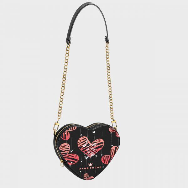 Heart Shape Bag Love My Of Love Dame Rouge