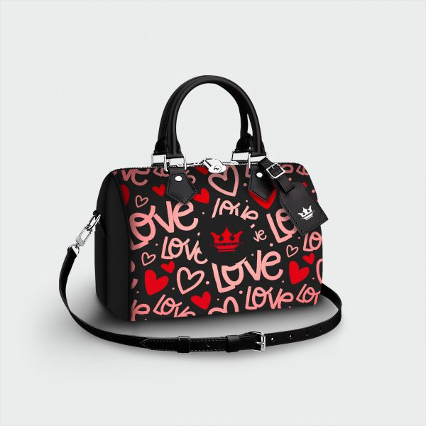 Bauletto Red Passion Dame Rouge