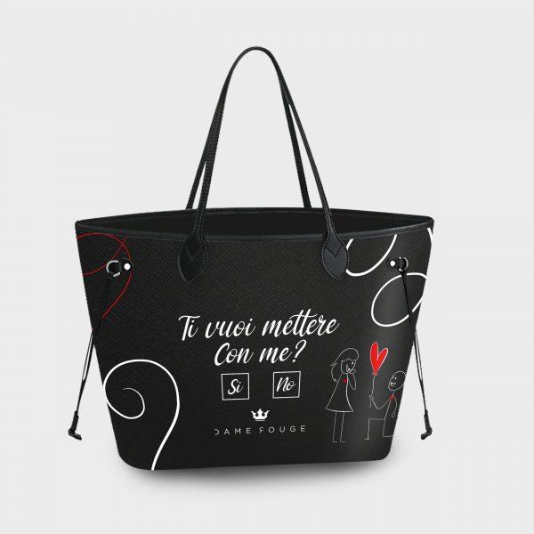 Princess Bag Proposal Dame Rouge