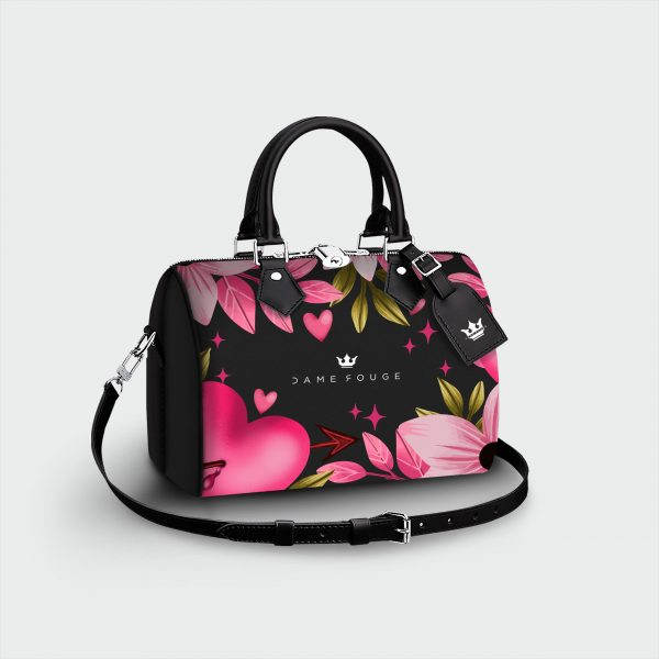 Bauletto Pink Heart Dame Rouge