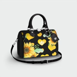 Bauletto Sunflower Dame Rouge