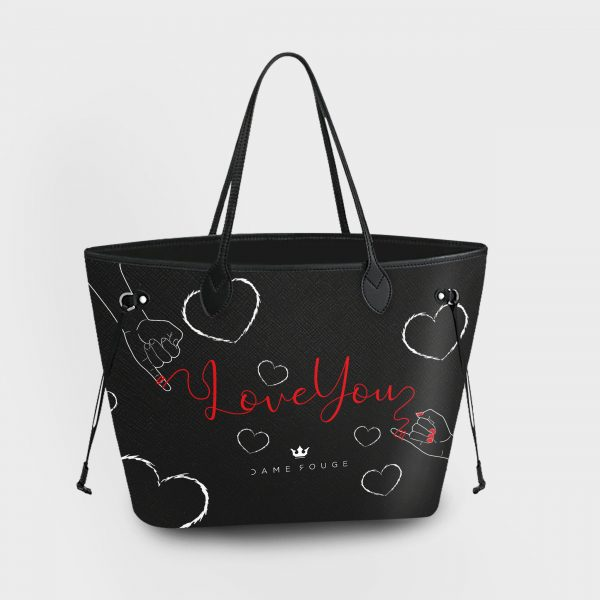 Princess Bag Red Wire Dame Rouge