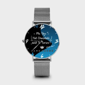 Metal Watch That's Amore Dame Rouge