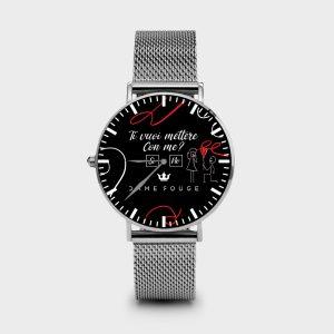 Metal Watch Proposal Dame Rouge
