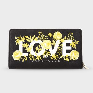 Portafoglio Flower Love Dame Rouge