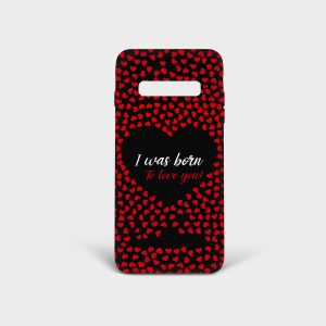 Cover Samsung Romance Dame Rouge