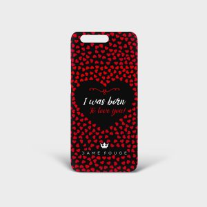 Cover Huawei Romance Dame Rouge