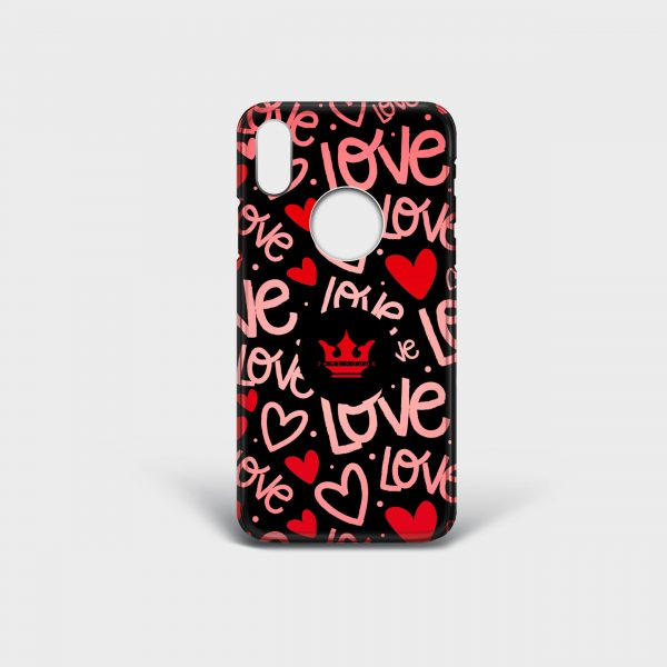 Cover Iphone Red Passion Dame Rouge