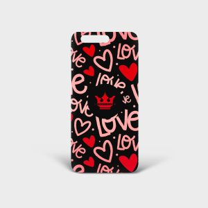 Cover Huawei Red Passion Dame Rouge