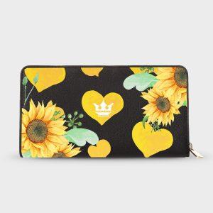 Portafoglio Sunflower Dame Rouge