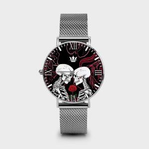 Metal Watch Devaleris Dame Rouge