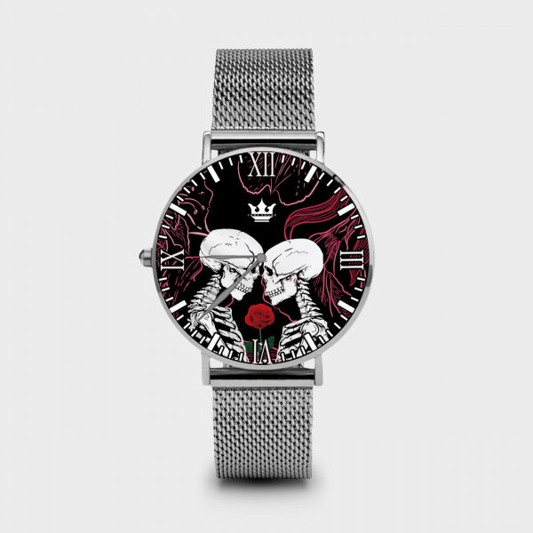 Metal Watch Devaleris Dame Rouge