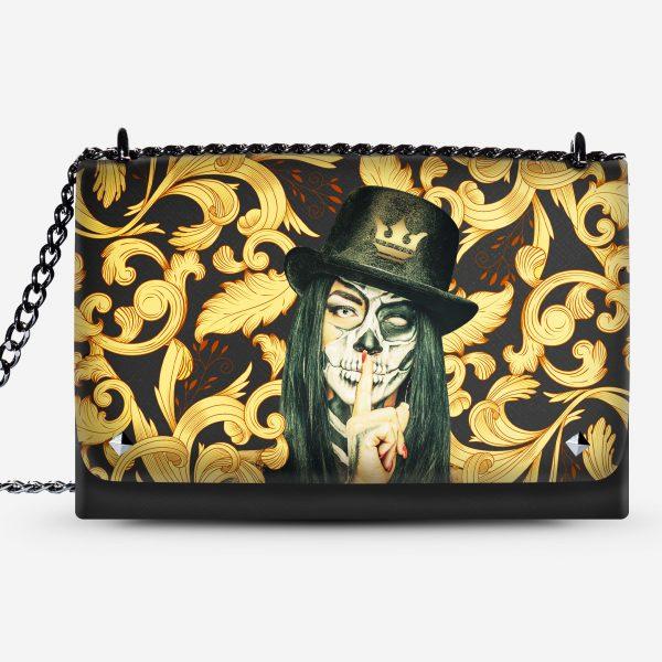 Lovely Bag Shut Up Dame Rouge