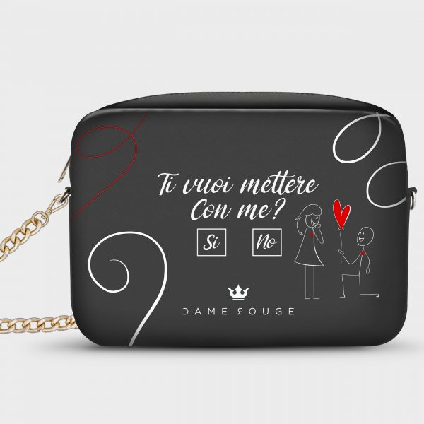 Borsetta Smart Proposal Dame Rouge