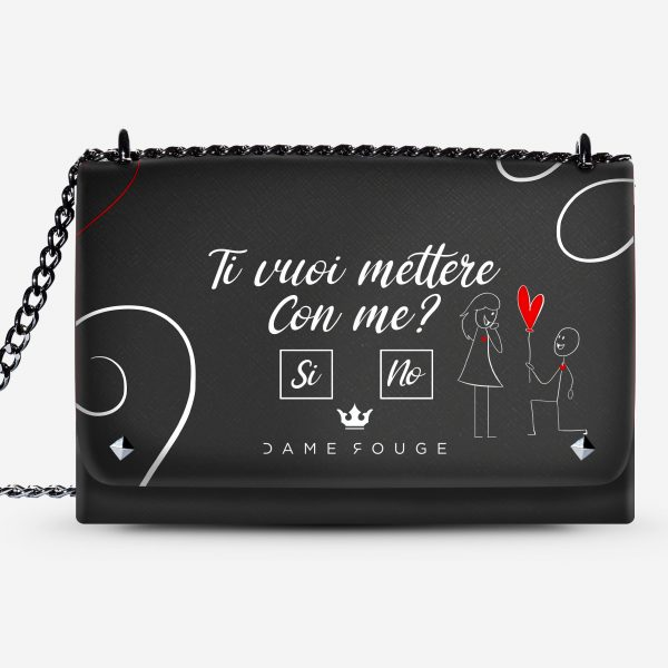 Lovely Bag Proposal Dame Rouge
