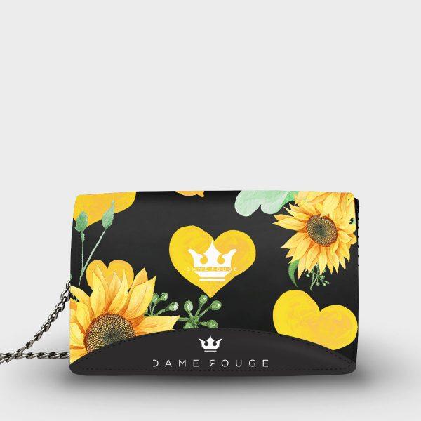 Moon Bag Sunflower Dame Rouge