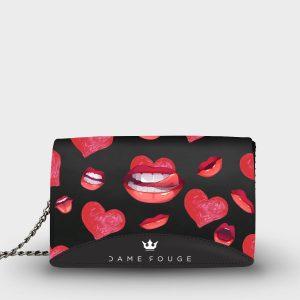 Moon Bag Kiss Me Dame Rouge